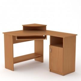 Стол письменный угловой СУ-1 Компанит