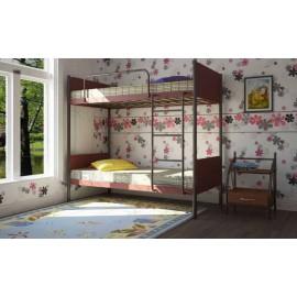 Кровать двухъярусная (трансформер) Арлекино Металл-Дизайн