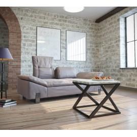 Стол журнальный Бент Металл-Дизайн | Loft