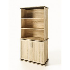 Шкаф книжный Палермо Світ Меблів