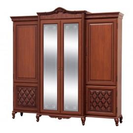 Шкаф платяной 4Д Ливорно Світ Меблів