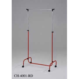 Вешалка напольная CH-4001-CR RD Красный Onder Mebli