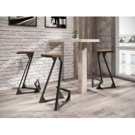 Барный стул Зетт Металл-Дизайн | Loft