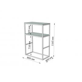Барная стойка Модуль макси Металл-Дизайн | Loft