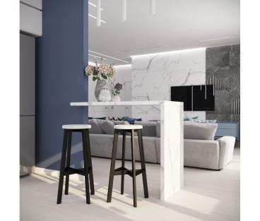 Барный стул Флай Металл-Дизайн | Loft