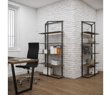 Стеллаж Драй Металл-Дизайн | Loft