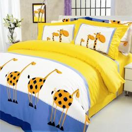 Постельное белье Жирафы 604 ТЕП