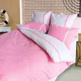 Постельное белье Дуэт розовый 983 ТЕП