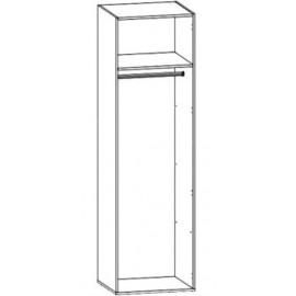 Шкаф платяной SZF 1D Опен Гербор