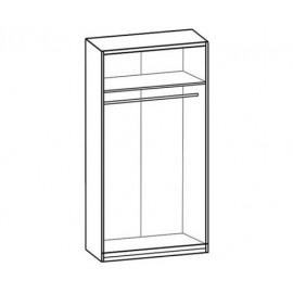 Шкаф платяной SZF 2D Опен Гербор