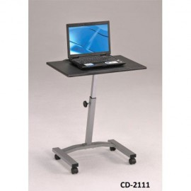 Стойка для ноутбука CD-2111 Хром Onder Mebli