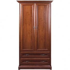 Шкаф 2D2S Соната (Каштан) Гербор