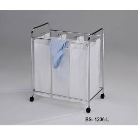 Корзина для белья BS-1206-L Белый Onder Mebli