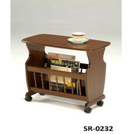 Столик кофейный SR-0232 Орех Onder Mebli