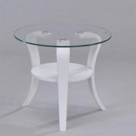 Столик кофейный SR-0942-G Белый Onder Mebli