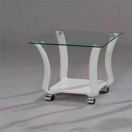 Столик кофейный SR-1123-WT Белый Onder Mebli