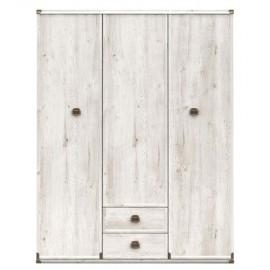 Шкаф платяной JSZF 3D2S/150 Индиана Каньон БРВ