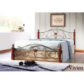 Кровать Vivien / Вивьен (140х200) Onder Mebli