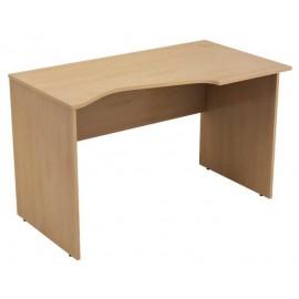 Стол письменный BZ204 R (140) Базис Новый стиль