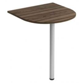 Стол приставной BZ321 (60) Базис Новый стиль