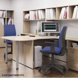 Стол приставной BZ326 (121,8) Базис Новый стиль