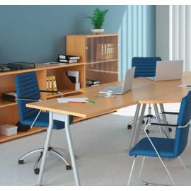 Стол письменный M117 (140) Мега Новый стиль