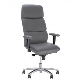 Кресло California R steel ST Chrome / Калифорния (хром) Новый стиль