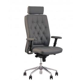 Кресло Chester steel Chrome R HR/ Честер (хром) Новый стиль