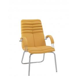 Кресло Galaxy steel CFA LB chrome Новый стиль