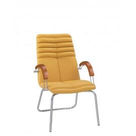 Кресло Galaxy wood CFA LB chrome Новый стиль