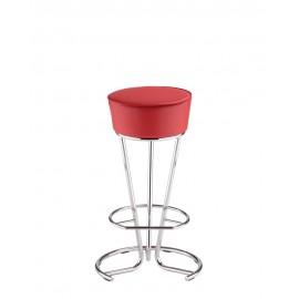 Барный стул PINACOLADA hoker chrome (BOX) Новый стиль