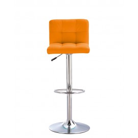 Барный стул RALPH hoker chrome (BOX) Новый стиль