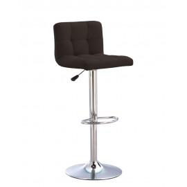 Барный стул RALPH hoker LB chrome (BOX) Новый стиль