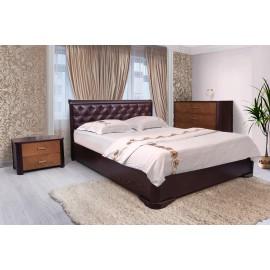 Кровать с подъёмным механизмом Ассоль (мягкое изголовье) Микс Мебель