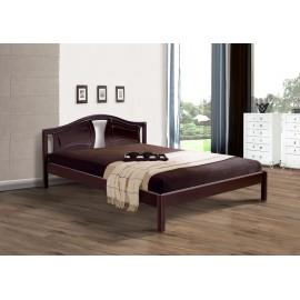 Кровать Марго (ольха) Микс Мебель