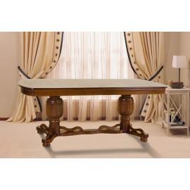 Обеденный раскладной стол Барон (бук) Микс Мебель
