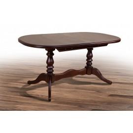 Обеденный раскладной стол Вавилон (бук) Микс Мебель