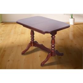Обеденный раскладной стол Аврора (бук) Микс Мебель