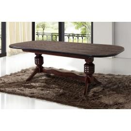 Обеденный раскладной стол Гетьман (бук) Микс Мебель