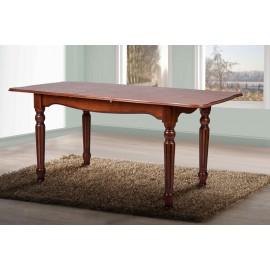 Обеденный раскладной стол Венеция 140 (ясень) Микс Мебель