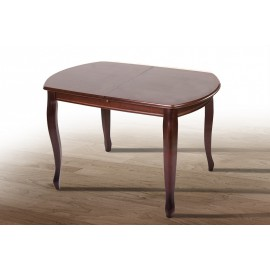 Обеденный раскладной стол Турин 110 (ясень) Микс Мебель