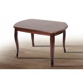 Обеденный раскладной стол Турин 120 (ясень) Микс Мебель