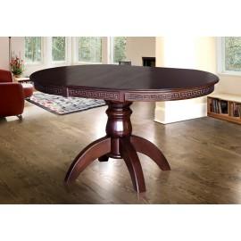 Обеденный раскладной стол Престиж (бук) Микс Мебель