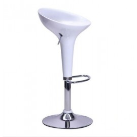 Барный стул Lily/ Лилу (белый) АМФ