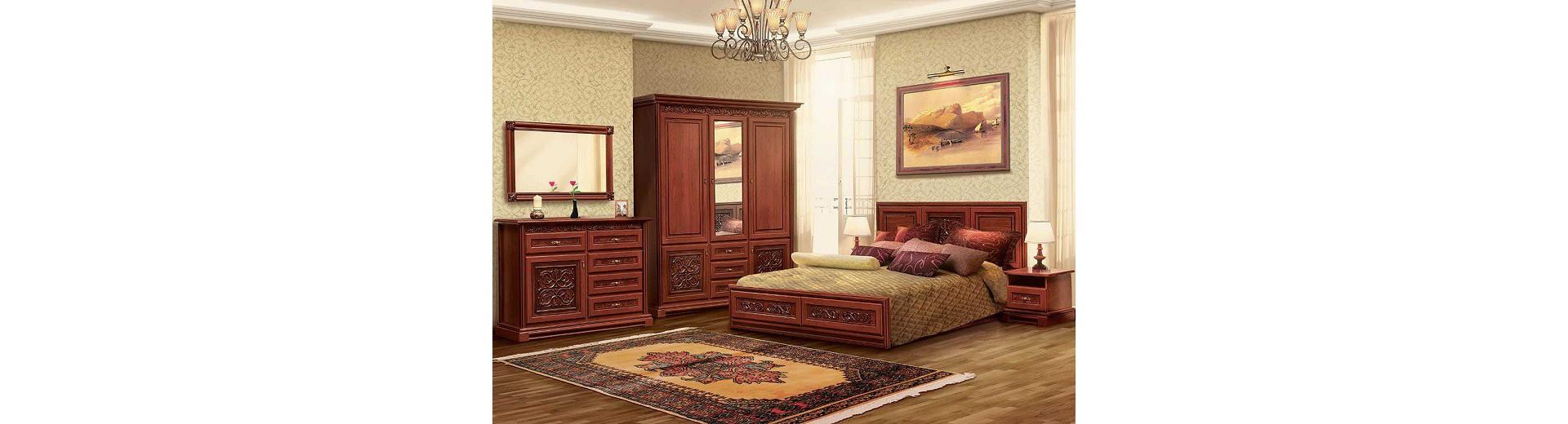 Спальня Лацио Світ Меблів